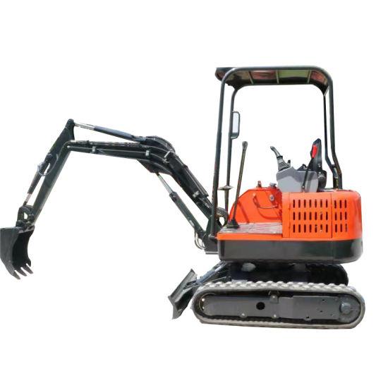 1ton Excavator Mini Excavator for Sale