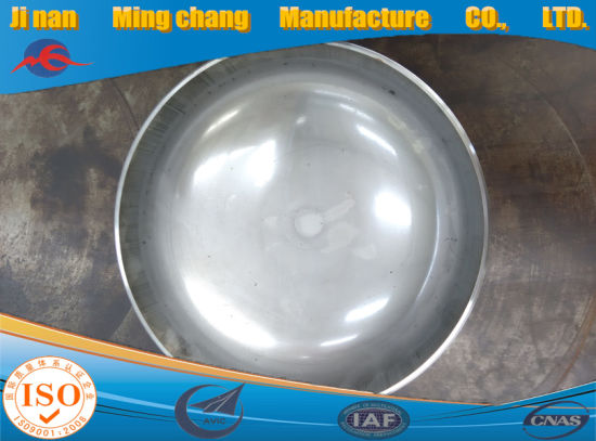 Iron Steel Material Elliptical Spherical Forged Dished Head for Cylinder Head pictures & photos