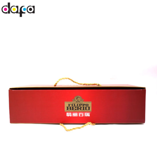 Olive Oil Packaging Box Applicable to Festival Gift Company Welfare Df655