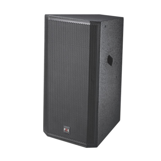PRO Audio Powered Passive Wooden Line Array PA Sound Subwoofer Loud Professional Speaker for Multifunction Tcx155