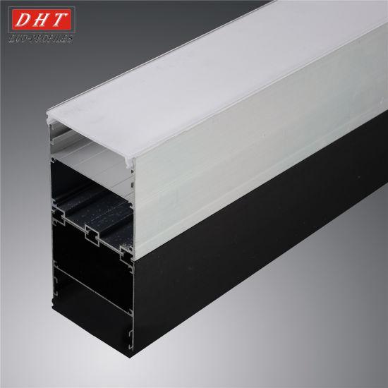 U Shape Aluminum Extrusion Profile LED Lighting Aluminum Profile Windows and Door