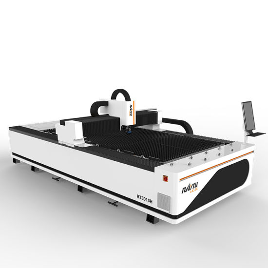 Hot Sale 3015 Fiber Laser Cutting Machine with Raycus Laser
