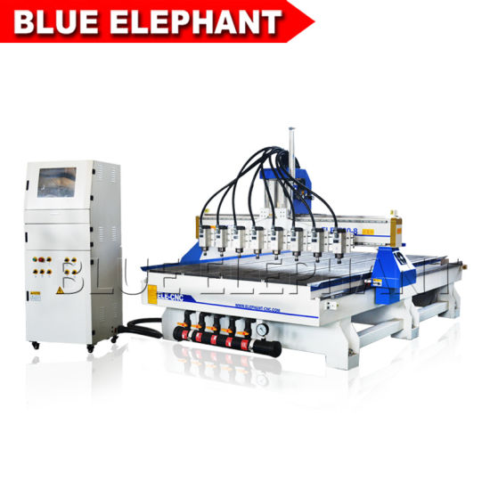 CNC Wood Carving Router with 3D Wood Machine for Sale