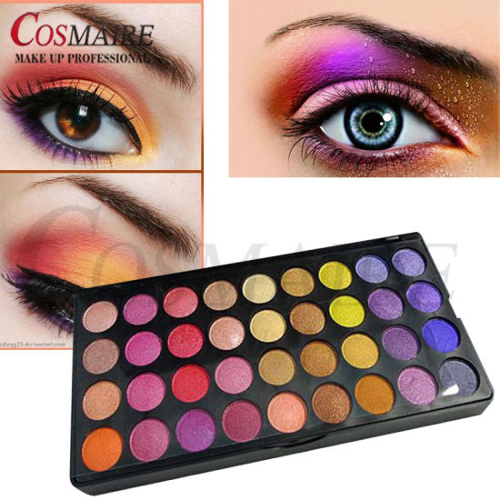 72 Color Eyeshadow Palette Wholesale Your Own Brand Cosmetic pictures & photos