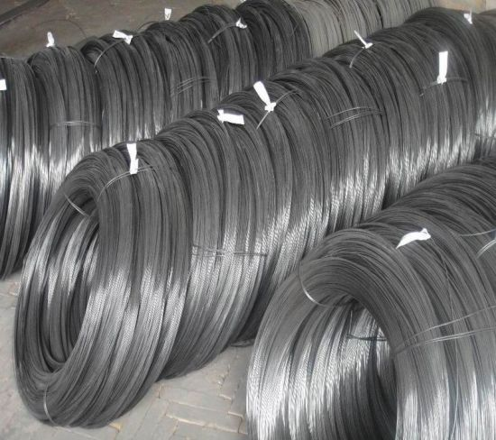 SAE 10b21 Low Carbon Steel Wire for Screw Bolt Nut