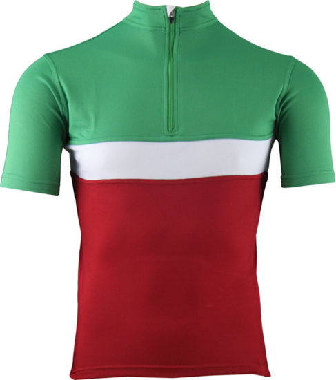Custom OEM Service 100%Merino Wool Clothing Cycling Jersey pictures & photos