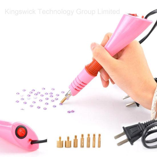 Portable Hot Fix Gemstone Tools Vacuum Rhinestone Applicator pictures    photos 98737b97e0c1