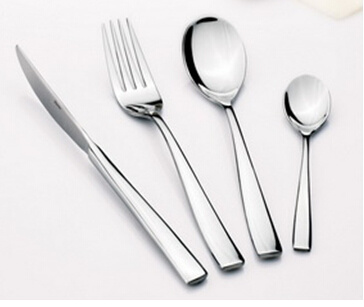 Stainless Steel Spoon Fork Knives Flatware Set (MCO22)