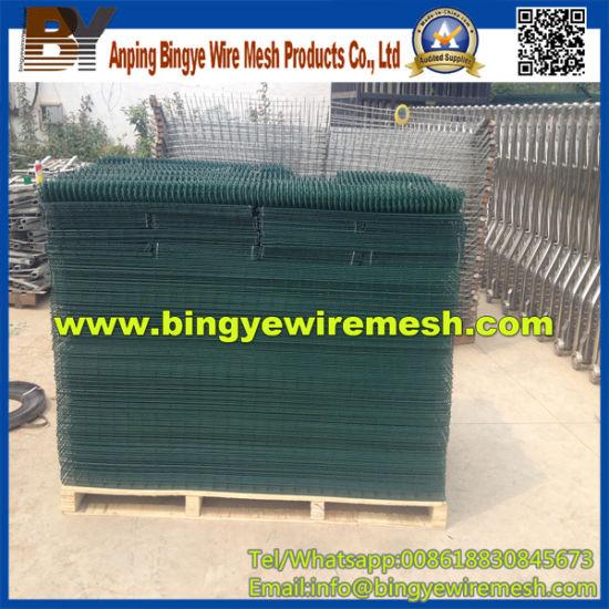 China Factory PVC Coated Welded Gabion Basket