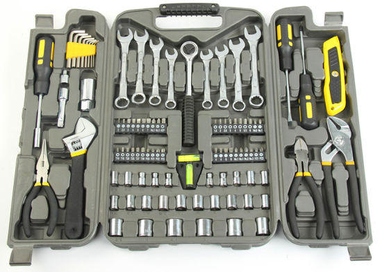 95PCS Professional Mechanical Tool Set (FY1495B2) pictures & photos