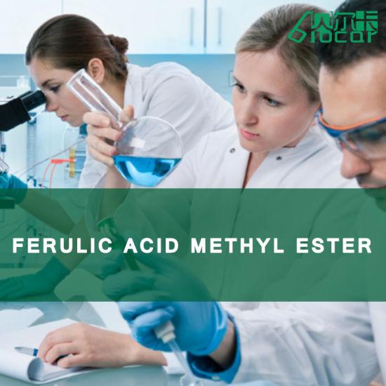 High Purity Ferulic Acid Methyl Ester (CAS: 2309-07-1)