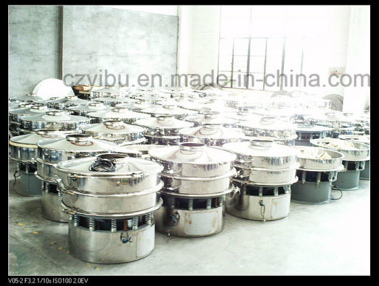 Zs Series Vibration Screen for Foodstuff Industry pictures & photos