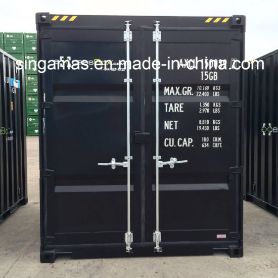 China Portable Mobile Brand New Customised 10 Feet High Cube
