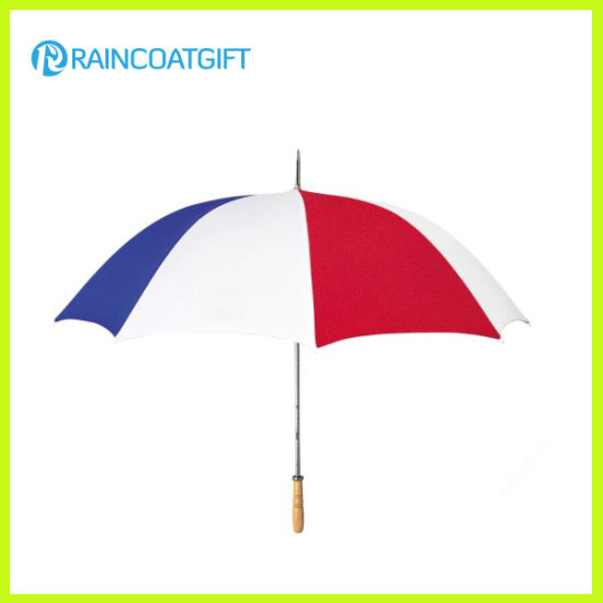 Durable and Cost Effective Promotional Straight Golf Umbrella