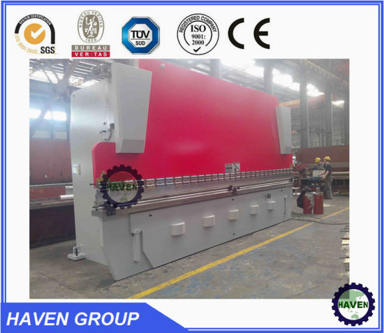 WC67Y-125X3200 E21 Hydraulic Press Brake, Hydraulic Steel Plate Bending Machine pictures & photos