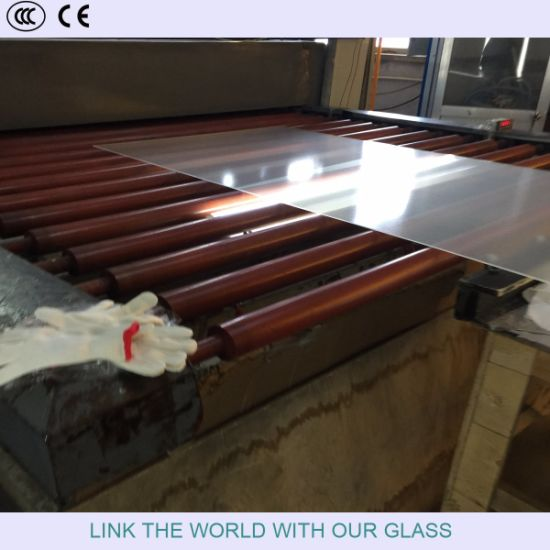 4mm Solar Glass for Flat-Type Solar Collector pictures & photos