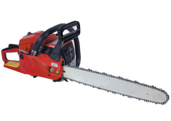 20 Inch Gasoline Chainsaw Wood Cutting Machine with 2.2kw 2-Stroke Engine pictures & photos