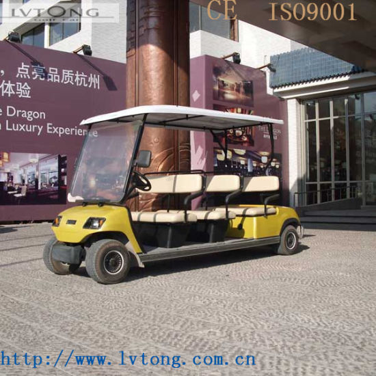8 Seaters Small Electric Golf Car for Sale