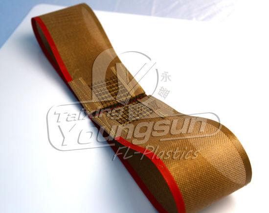 PTFE Glssfiber Fabric Conveyor Belt