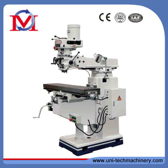 Swivel Head Turret Milling Machine (X6325) pictures & photos