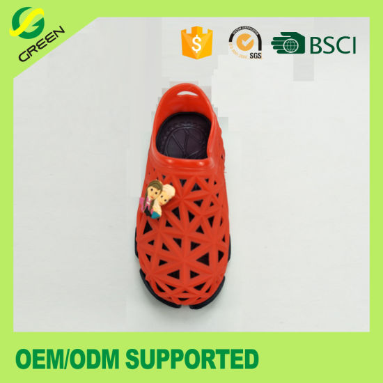 Beautiful Children EVA Clogs Wholesale Children Clog (GS-LF1701) pictures & photos