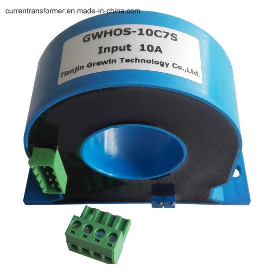 0.5 a 8A 300A 500A 2000A Norminal Current Close Loop Hall Current Sensors