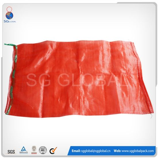 PP Tubular Mesh Bags for Packing Potato and Onion pictures & photos