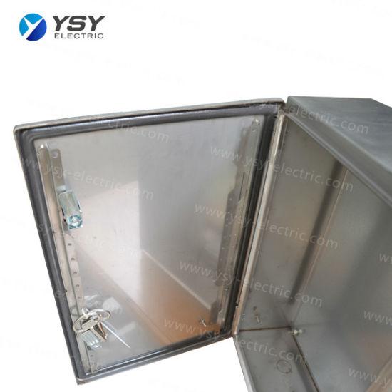 Customized Sheet Metal Fabrication Steel Metal Enclosure for Electronic Machine