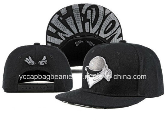 a5da48f3d 3D Embroidery Baseball Snapback Caps