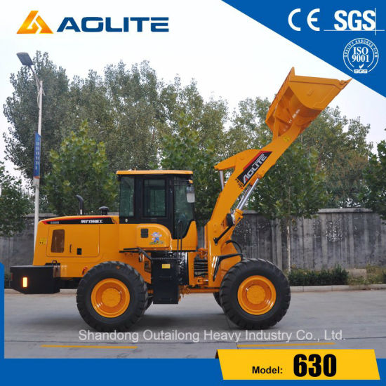 3 Ton Wheel Loader with Ce, China Wheel Loader with Competitive Price, China Mini Loader pictures & photos