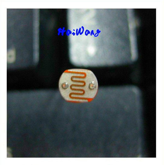 Photoelectric 5mm Ldr Sensor Resistor 2 Pin Photoresistance (MJ5649) pictures & photos