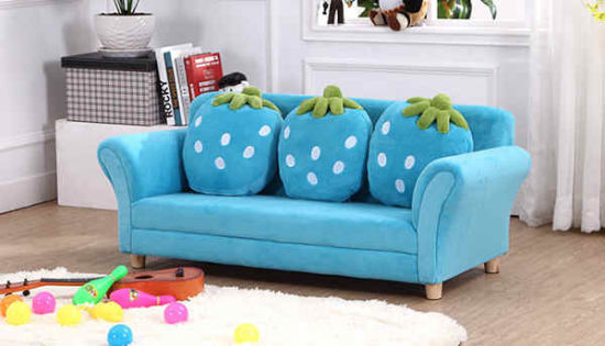 Kindergarten Children Sofa Series Kids Single Chair Kid Furniture