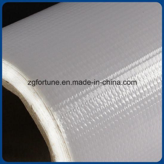 Super Smooth Frontlit/Backlit PVC Flex Banner 260-650GSM with Low Price for  Digital Printng