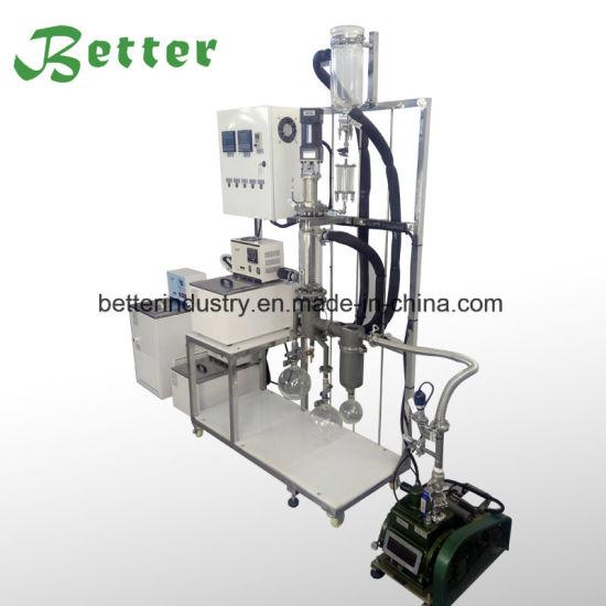 Distillation Process Cbd Oil Short Path Distillation Unit