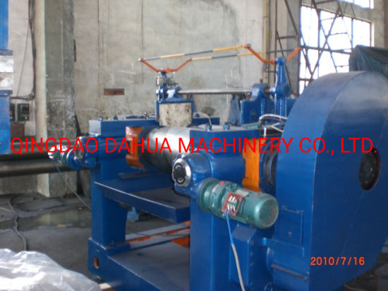 Two Roll Mixing Mill with Compact/ Two Roller Mixing Mill Machine