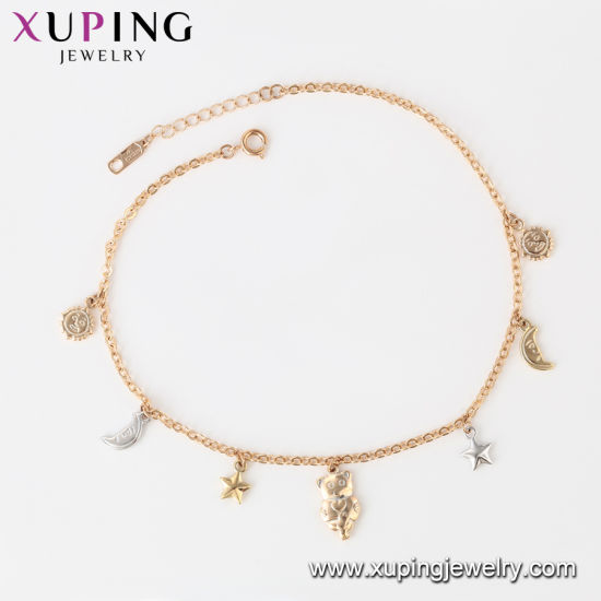 73286 Fashion Charming Synthetic CZ Jewelry Women Bracelet pictures & photos