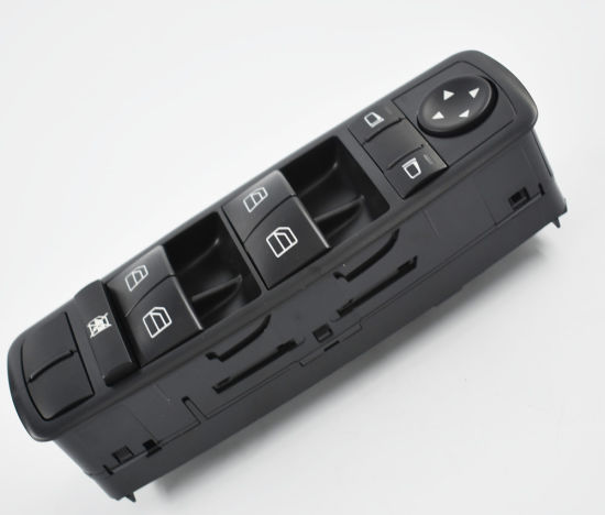 2518200110 Driver Side Power Window Switch for Mercedes Benz ML350 ML450 ML550