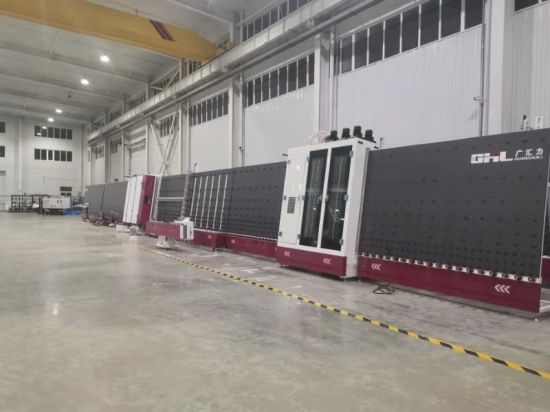 Double Glass Equipment Stable Performance