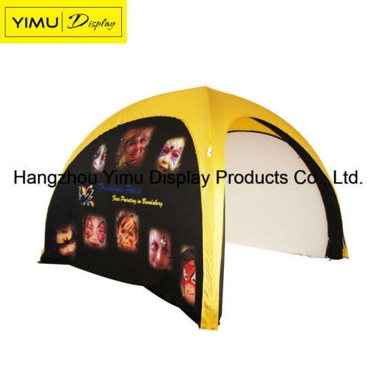 2017 Custom Printing Inflatable X-Gloo  Canopy pictures & photos