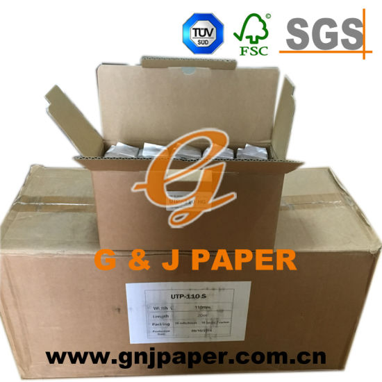 High Quality 110s Ultrasound Thermal Photo Paper for Video Printer pictures & photos