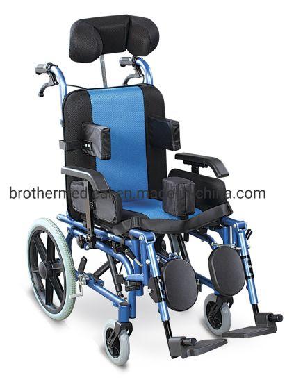 Children's Cerebral Palsy Wheelchair Orthopedic Wheelchair
