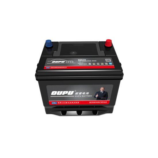 Bci Standard Manufacture Sealed Bci Standard Mf 86-610 Maintenance Free Auto Car Battery