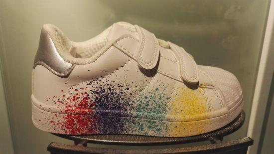 Painting Pattern Attractive Leisure Footwear