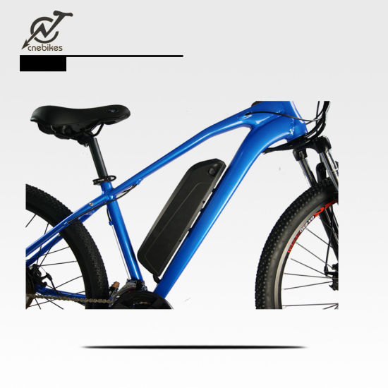 "Chinese OEM Factory 27.5"" Mountain Ebike with Bpm Motor pictures & photos"