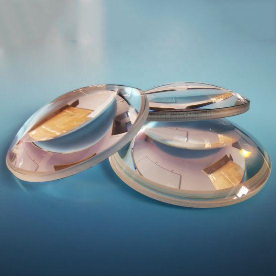 Optical Lens Bk7 Pcx Optical Glasses Components Plano-Convex Lenses for Optics Instruments
