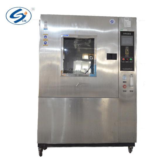 ISO Electronics Environmental Waterproof Test Equipment Rain Spray Test Chamber