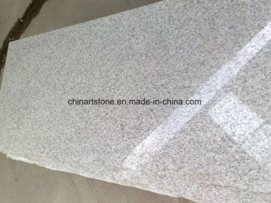 China White Granite Tile for Building Material Flooring (shandong white) pictures & photos