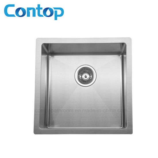 Bon Single Bowl Kitchen Sink Insert Bowl Stainless Steel Sink
