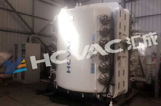 Ceramic Tile Gold Coating Machine, Ceramic Tile Vacuum Coating Machine pictures & photos