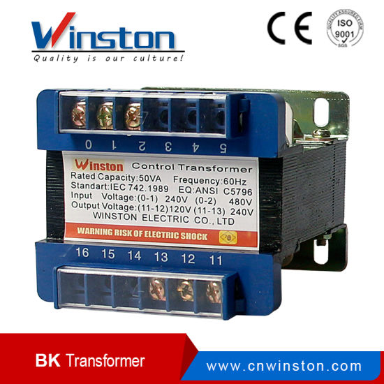 Bk-50va Industrial Control Transformers / Power Transformer
